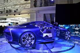 lexus lf lc blue concept 2012 aims lexus lf lc blue 13 forcegt com