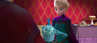 elsa u0027s first cupcake and frozen u0027s first birthday by televue on