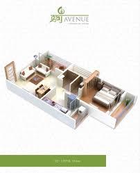 100 sq ft to gaj house plan for 22 feet by 45 feet plot