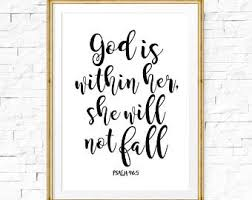 Christian Quotes Christian Quote Etsy