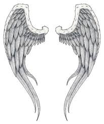 24 best angel wings tattoo flash images on pinterest tattoo