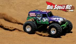 30th anniversary grave digger monster truck traxxas big