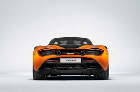 mclaren supercar mclaren unveils new 720s changes the supercar landscape the drive