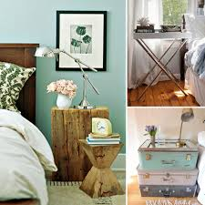 Unique Nightstand Ideas Bedroom Nightstand Ideas Decoration Ideas Mapo House And Cafeteria