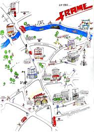 London Maps Hand Drawn Maps Of London Shoreditch Londonist