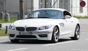 2013 bmw z4 spy shots
