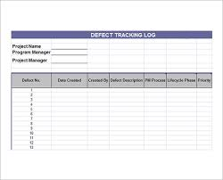Problem Solving Template Excel Sle Issue Tracking Template 6 Free Documents In Pdf Excel