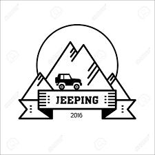 mountain jeep logo logo jeep vector u2013 idea de imagen del coche