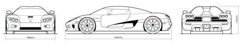 koenigsegg car drawing koenigsegg ccx blueprint download free blueprint for 3d modeling