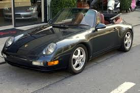 911 porsche 1995 for sale 1995 porsche 911 cabriolet german cars for sale