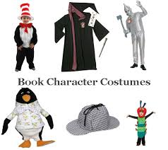 Book Characters Halloween Costumes Favorite Book Costumes Kids Halloween Book Character