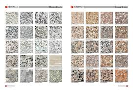 cheap different types yongding granite floor tiles buy