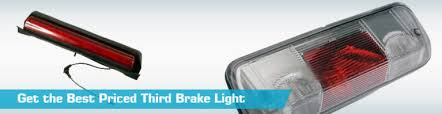 ford transit connect rear top third brake light l third brake light discount prices partsgeek com