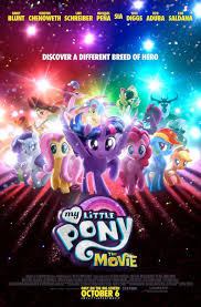 my little pony the movie dvd release date january 9 2018