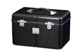 Vanity Box Rowbree Bespoke Carbon Fibre Vanity Case Rowbree