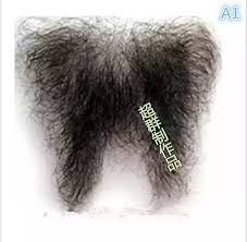 gray female pubic hair pics usd 47 43 hand woven real hair fake pubic hair imitation pubic