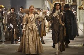 Queen Anne by The Musketeers Queen Anne And King Louis The Musketeers Series