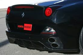 Ferrari California 2009 - ferrari california by novitec rosso news tuning directory