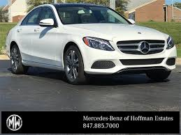 motor werks mercedes hoffman estates 2018 mercedes c class c 300 sedan near schaumburg 384994