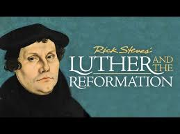 rick steves luther and the reformation promo