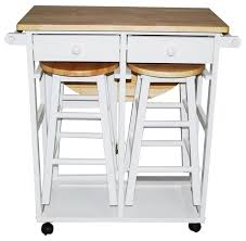 kitchen surprising portable kitchen island with stools portable
