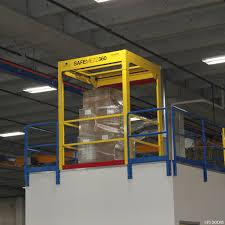 now available the safemezz360 mezzanine safety gate a mezz blog