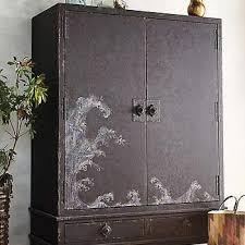Black Armoire Nami Armoire In Black