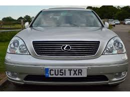 lexus uk service used lexus ls 430 saloon 4 3 4dr in lingfield surrey m cars surrey