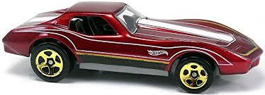 hotwheels corvette stingray corvette stingray 76mm 1976 wheels newsletter