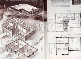 Midcentury Modern House Plans - 145 best mid century atrium courtyard house images on pinterest