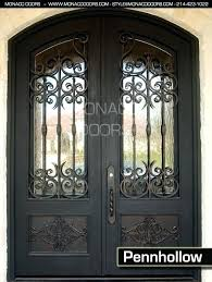 Steel Exterior Entry Doors Custom Iron Front Doors Custom Metal Exterior Doors Pepperpunch Info