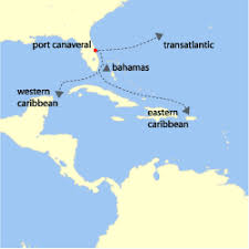 port canaveral map cruises from port canaveral florida port canaveral cruise ship