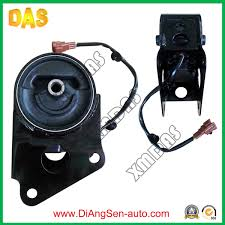 china car auto parts rubber engine support mounting for nissan