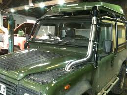 land rover snorkel land rover accessories
