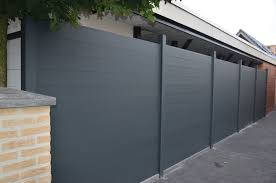 Cloture Composite Leroy Merlin by Lightweight Composite Fence Boards Sales Fencing Options Wpc
