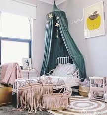 Girls Princess Canopy Bed by Aliexpress Com Buy Cotton And Linen Kids Infant Boys Girls