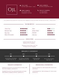 Musician Resume Samples by Professional Musician Resume Templates By Canva