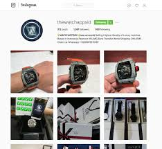 seller stealing rwi pictures and using for his ig acc replica