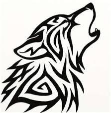 wolf tribal tattoos tribal tribal celtic wolf