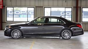 shootout bmw 7 series vs mercedes benz s class roadshow