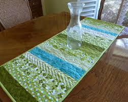 Kitchen Table Runners by Dining Table Runner Etsy