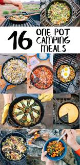 rv cuisine 16 one pot cing meals meals cing and easy