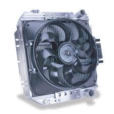 electric radiator fans flex a lite automotive direct fit flex a fit aluminum radiator and