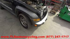 parting out 2006 jeep liberty stock 6132rd tls auto recycling