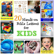 abcs of bible crafts for kids christian montessori network
