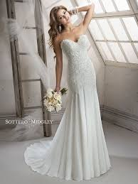 dresses for summer wedding summer wedding dress sottero and midgley