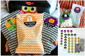 24 personalized halloween stickers u0026 bags for 6 95 reg 16 50