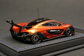 orange mclaren price diecast model peako 1 43 mclaren p1 gtr 2016 volcano orange 32202