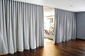 room divider curtain wall portable curtains dividing alluring diy