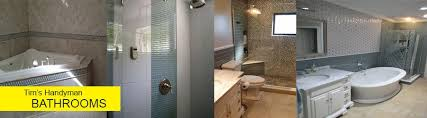 Bathroom Handyman Tim U0027s Handyman And Remodeling Services Home Projects Remodeling